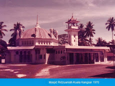masjid ridwaniah k.kangsar 1970 telah diganti dgn yg baru.