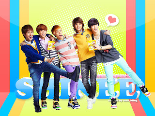 Shinee Wallpaper new photos