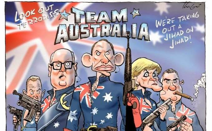 Karikatur Penyadapan Telepon SBY Jadi Satu Kartun Politik Terbaik 2014
