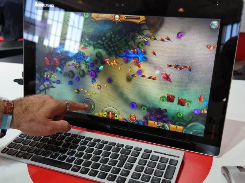 игры в Lenovo Flex 20