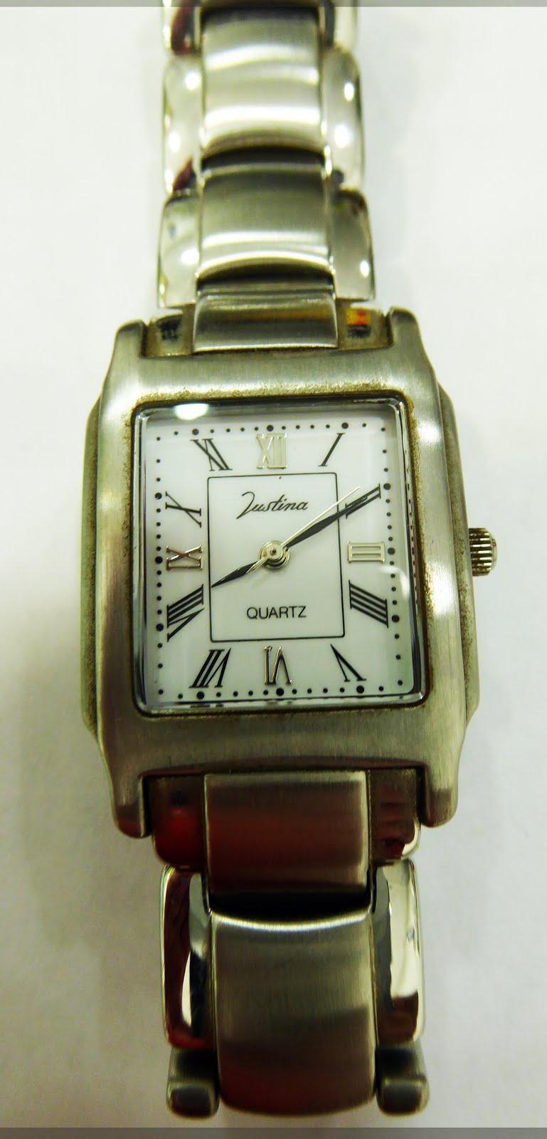 Reloj señora modelo clásico Justina