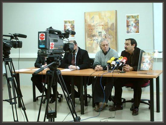 EXPOBAGES-EXPO-BAGES-RUEDA DE PRENSA-MEDIOS DE COMUNICACION-CARTEL-ERNEST DESCALS