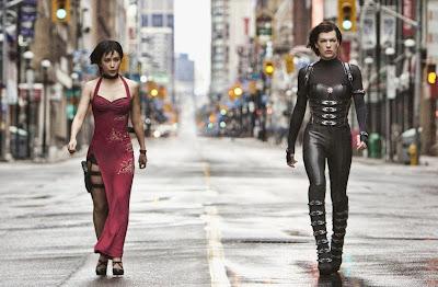 Película Resident Evil: Venganza 2012