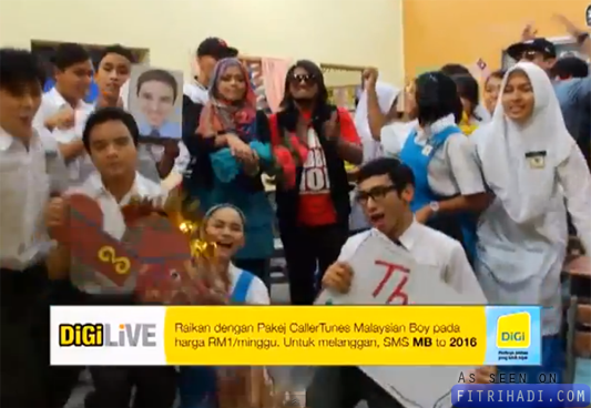 video lagu malaysian boy oh my english