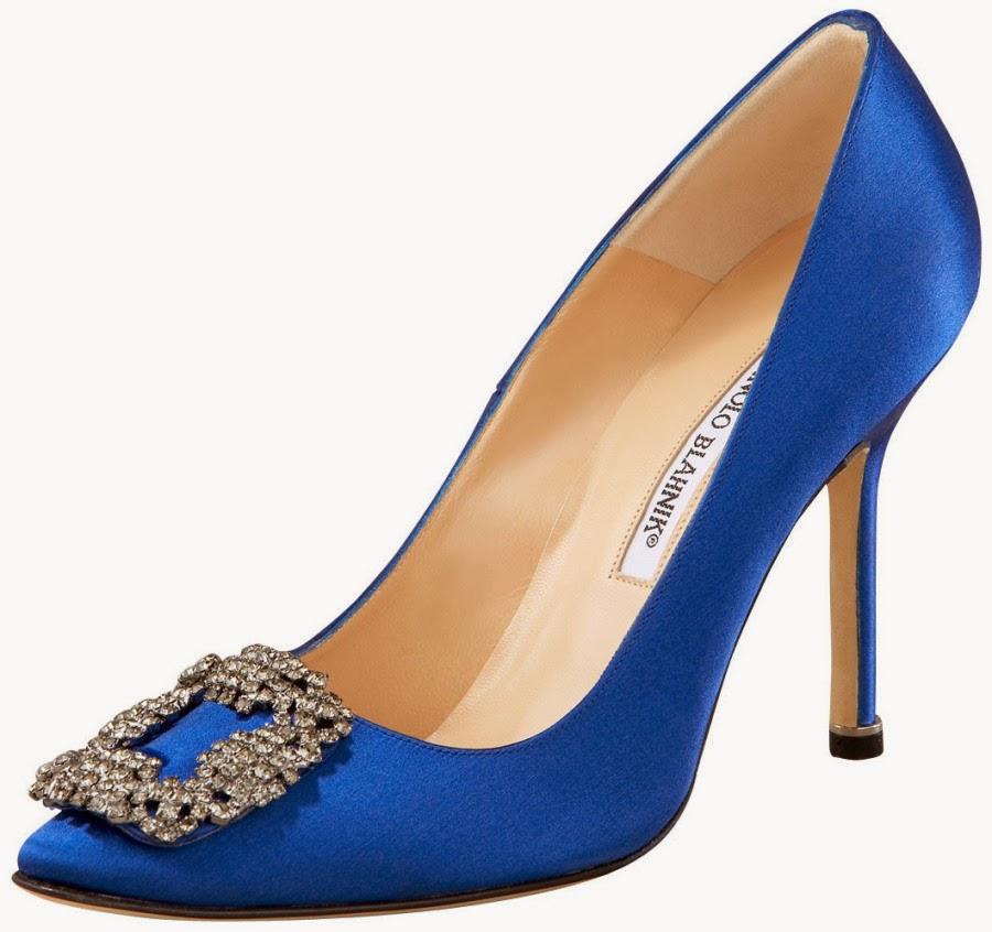 Los zapatos Manolo Blahnik son de los más deseados