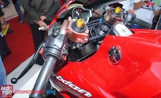 Tampilan Yamaha New Vixion Full Fairing Lengkap