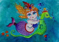 Chubby Mermaid Etsy