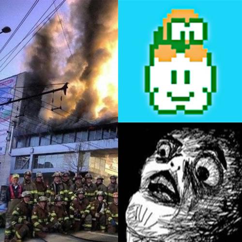 Las nubes de Mario están en todas partes