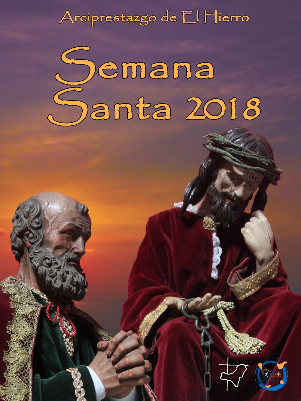 Programa de Semana Santa 2018. Pincha en el cartel