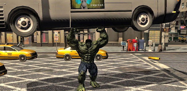 The Incredible Hulk Download for PC - Full version