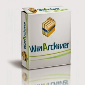WinArchiver 3.7 Multilingual (x86 & x64)