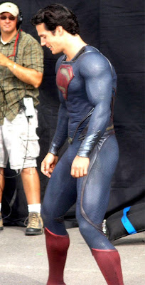 Henry Cavill as Superman-2