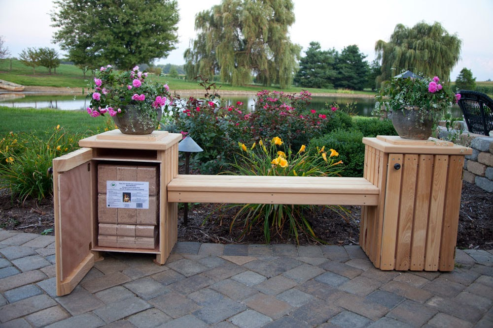 Outdoor Bench Furniture Design