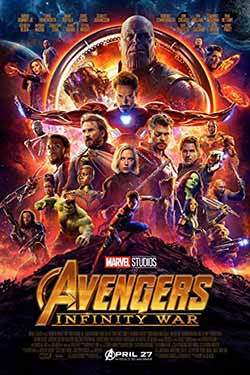 Avengers Infinity War 2018 Dual Audio Hindi HDTSRip 720p at 9966132.com