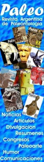 Paleo, Revista Argentina de Divulgacion Paleontologica.