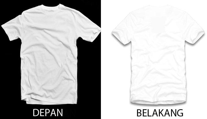 Contoh Kaos Polos Putih Images Warna Source Abuse Report Gambar
