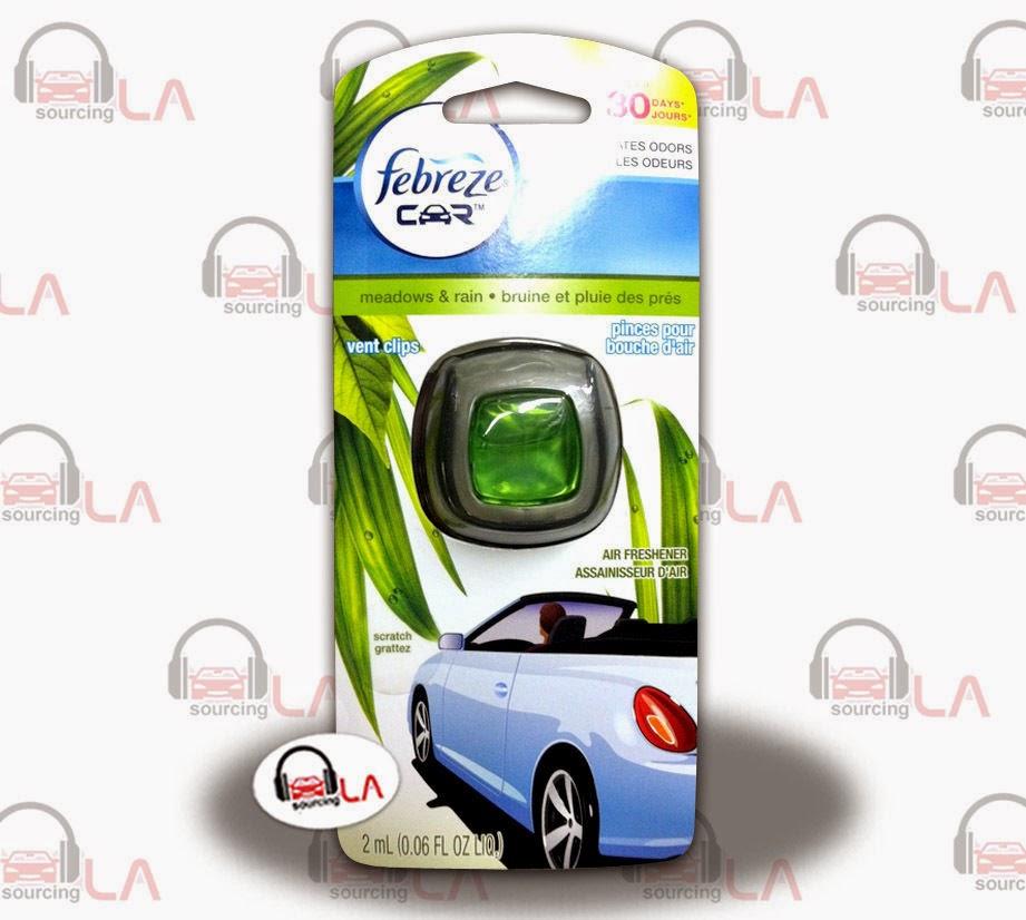 http://www.ebay.com/itm/Febreze-Car-Vent-Clips-Air-Freshener-Odor-Elimintor-Meadows-Rain-LOTOF8-/131351736296