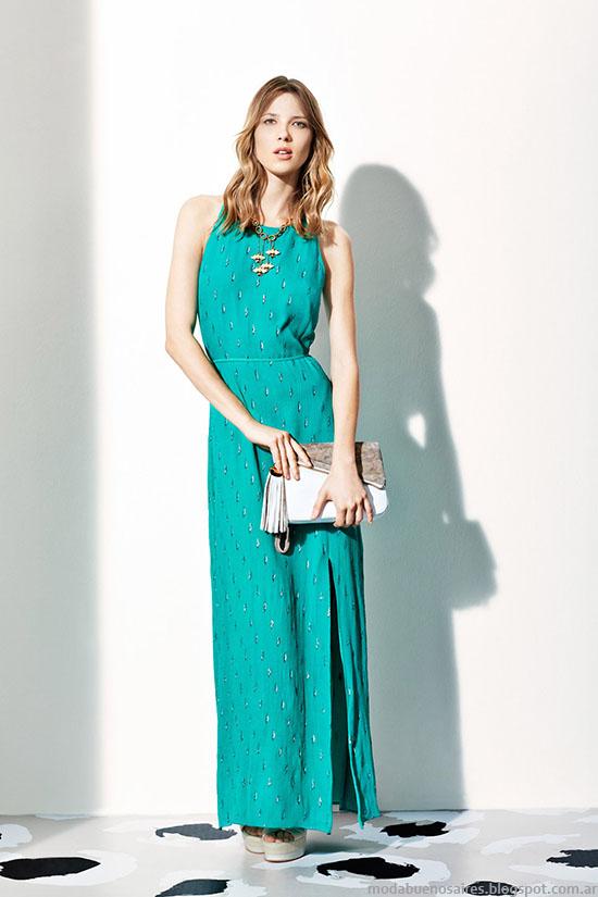 Moda primavera verano 2015 vestidos. Vitamina primavera verano 2015. Moda 2015.