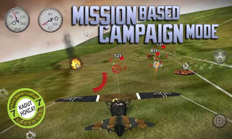Sky Gamblers Rise of Glory Apk Full Mod For Android Game