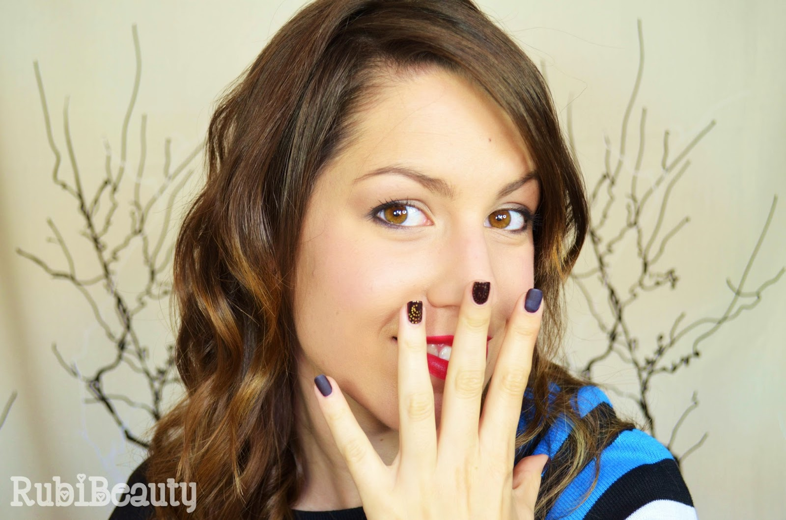 rubibeauty emma watson maquillaje sencillo manicura puntos tips