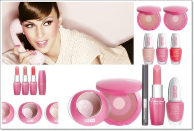 Very Vintage Pupa Spring Make-up Collections