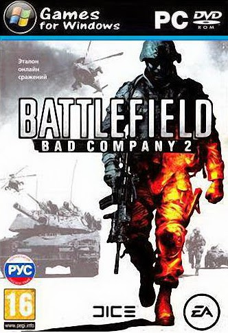 Download PC Game Battlefield Bad Company 2 Full Version
