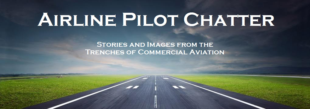 Airline Pilot Chatter