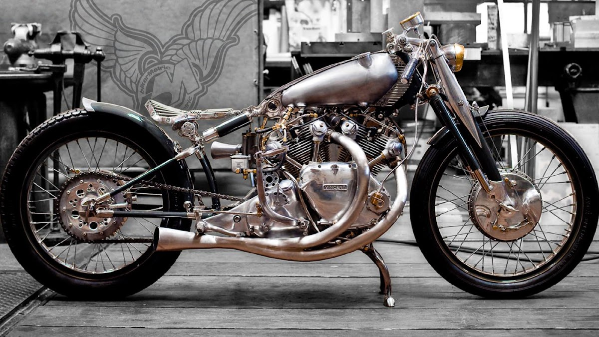 falcon motorcycles revealed | photo by lance dawes