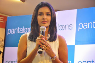 Priya Anand  Pictures in Shorts at Pantaloons Store Launch  53