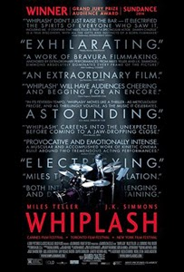 Poster original de Whiplash