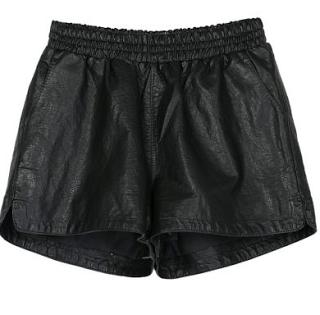 http://www.choies.com/product/black-elastic-waist-pu-shorts-1_p57680?garotaflawless