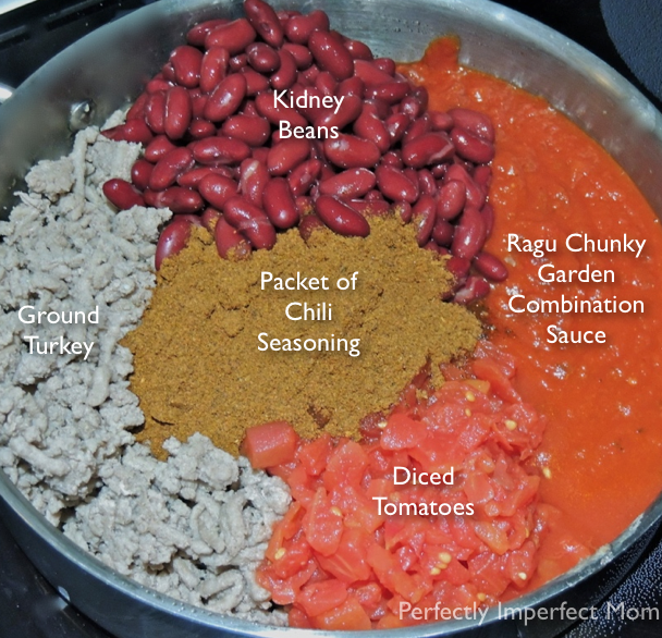 Recipe: The Busy Mom's Chili Recipe + a GIVEAWAY
