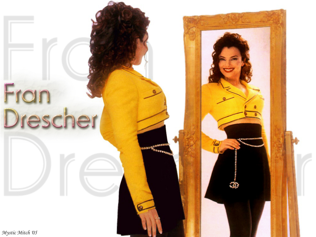 Fashion Reference | The Nanny | Fran Drescher