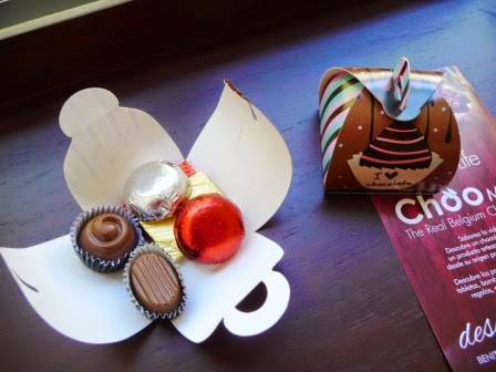 Cho Chocolate Belga