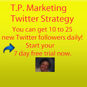 TP Twitter Strategy