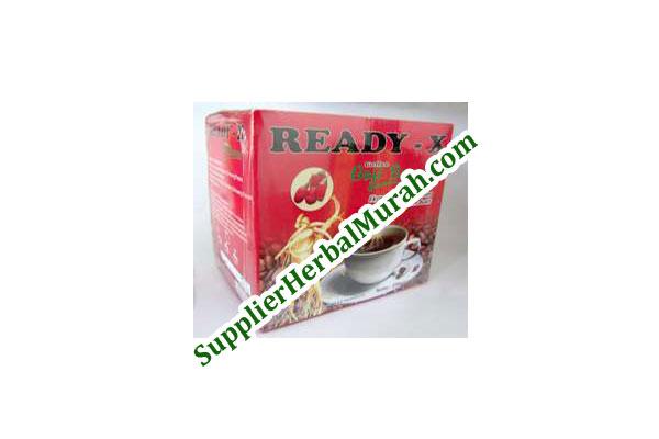 Ready-X Coffee Goji Berry