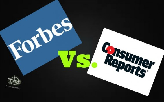 Forbes Calls Consumer Reports Anti-Science