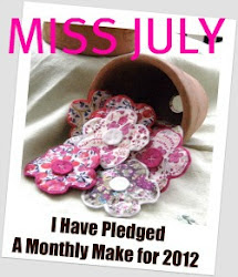A Monthly Make - 2012 - July