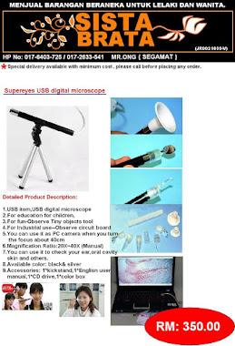 Digital Microscope RM 350