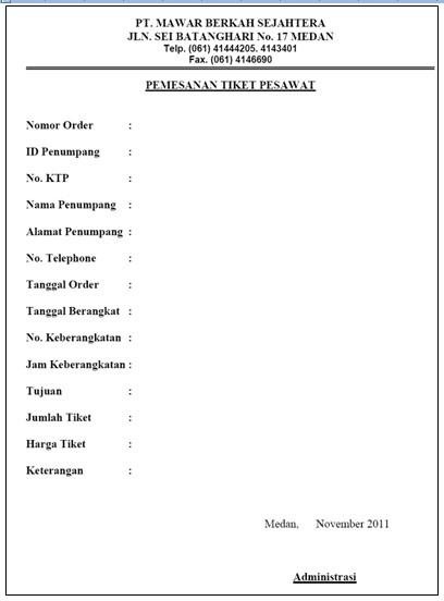 Catatan Mahasiswa Tingkat Akhir Bab Ii Gambaran Umum