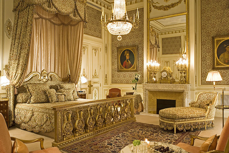Rooms Suites And Imperial Suite At The H Tel Ritz Paris