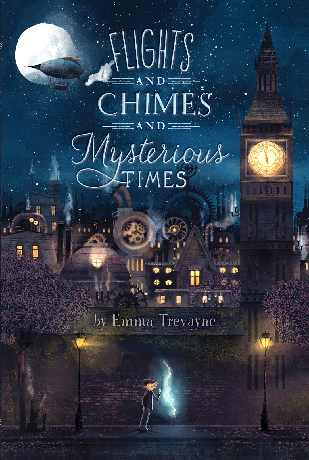 Flights and Chimes and Mysterious Times: exclusive cover reveal + giveaway!