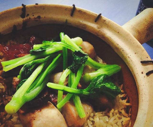 Chinatown Lian He Ben Ji Claypot Rice