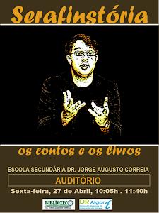 Serafinstória - Os contos e os livros