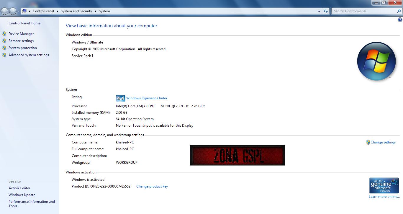 Dell Windows 7 Ultimate (Genuine) ISO Download - WebForPC