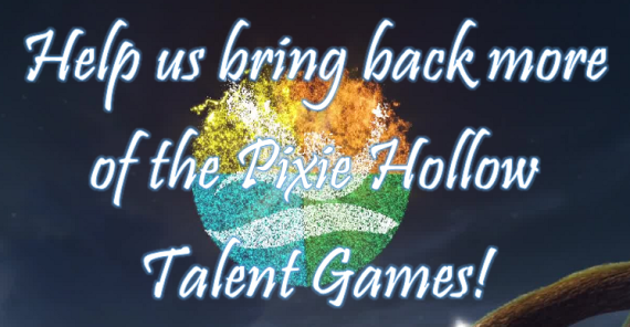 Bring Back our Talent Games!