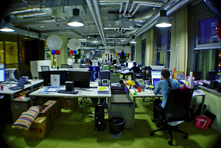 Wallpapers Styles Google Office In Russia Ever Seen Before