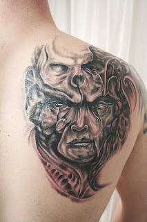 best pictures of Skull Tattoos-21