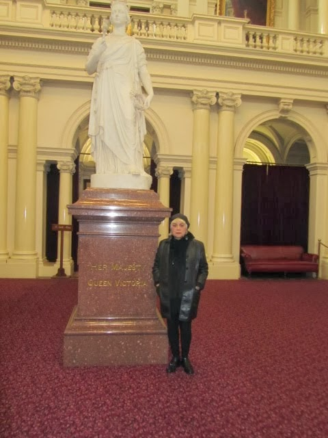 *MORGANE BRAVO : PARLIAMENT OF VICTORIA*