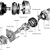 Komponen-komponen Alternator Sistem Pengisian